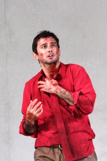 Franco Fagioli in Idomeneo, The Royal Opera © ROH Catherine Ashmore, 2014