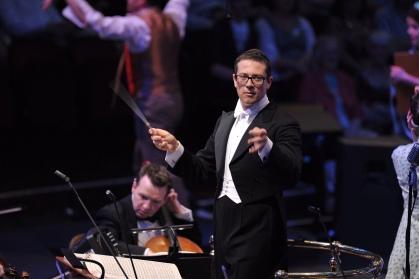 John Wilson. Foto BBC/Chris Christodoulou