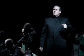 Matthew Polenzani as Idomeneo in Martin Kušej's production of Idomeneo © ROH.Catherine Ashmore 2014