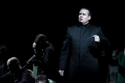 Matthew Polenzani as Idomeneo in Martin Kušej's production of Idomeneo © ROH.Catherine Ashmore 2014
