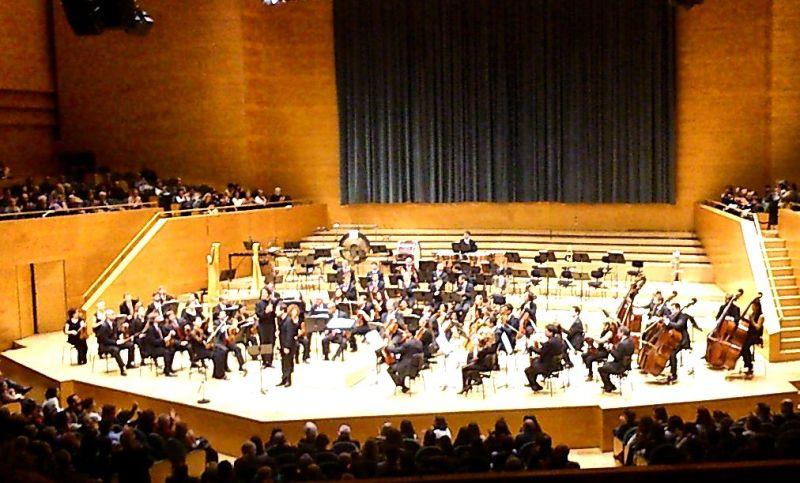 L'Auditori de Barcelona 21 de desembre de 2014. Foto IFL