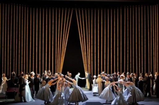 Tannhäuser, producció de Sasha Waltz per a la Staatsoper.
