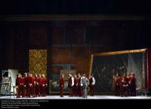 I Capuleti e i Montecchi al Teatro La Fenice. Producció d'Arnaud Bernard Foto Michele Crosera