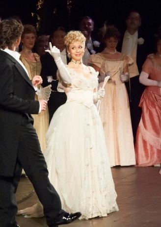 Daniela Fally (Adele) Foto Wiener Staatsoper / Michael Pöhn