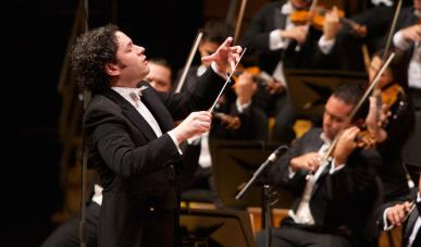 Dudamel Paris