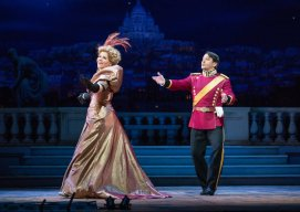 Renée Fleming i Thomas Gunn Foto Metopera/ Ken Howard