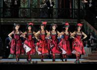 The Grisettes a The Merry Widow Foto Foto Ken Howard/The Metropolitan Opera