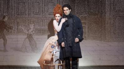 Patrica Petibon i Frédéric Antoun a la manon de Massenet