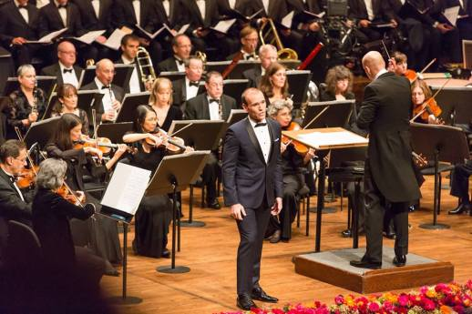 Michael Fabiano a a la Richard Tucker Gala 2014