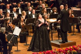 Angela Meade a la Richard Tucker Gala 2014