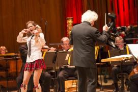 3Barbara Hannigan and Sir Simon Rattle Credit SIMON JAY PRICE_2