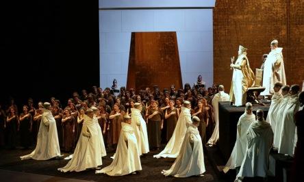 Aida acte 2on escena segona Producció de Peter Stein, Fotografia Marco Brescia & Rudy Amisano