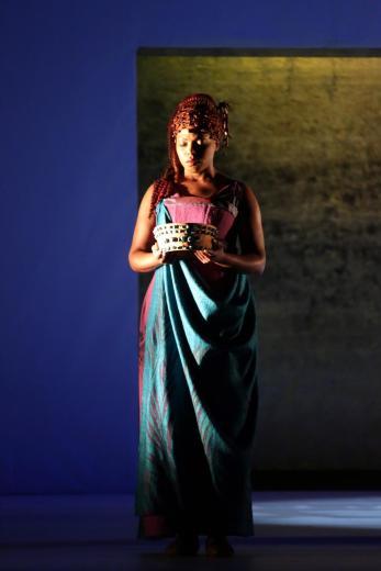 Kristin Lewis (Aida) Scala Producció de Peter Stein, Fotografia Marco Brescia & Rudy Amisano