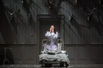 Anna Netrebko Iolanta al Met Fotografia Marty Sohl/Metropolitan Opera