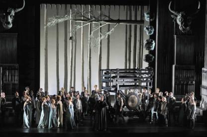 Norma al Gran Teatre del Liceu, producció de Kevin Newbury (Foto: © A. Bofill)