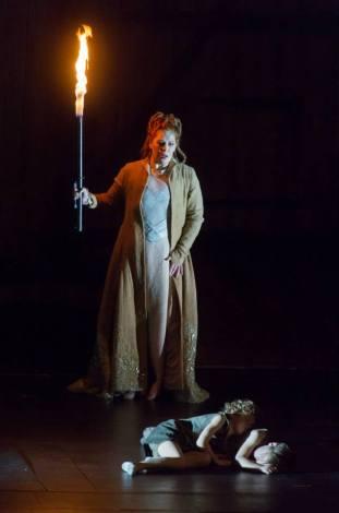 Sondra Radvanovsky com a Norma al Liceu (Foto: © A. Bofill)