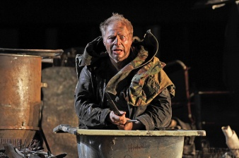 Peter Bronder (Mime) Siegfried Gran Teatre del Liceu, Fotografia ® A Bofill