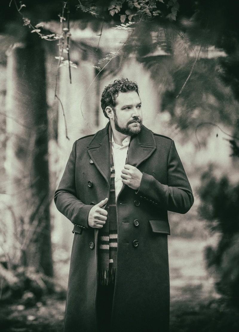Bryan Hymel. Fotografia Dario Costa