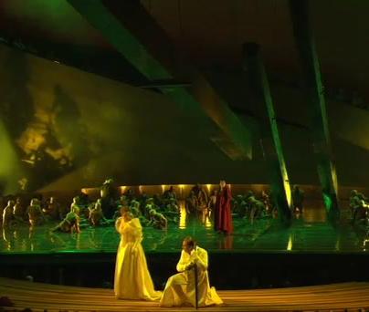 Das Rheingold, Producció de Pierre Audi per a l'Òpera Holandesa. edició 2014
