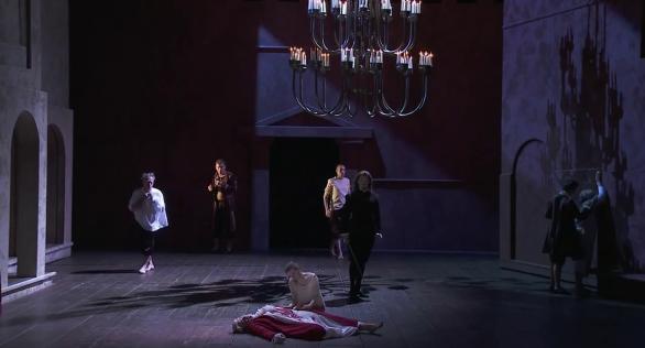 Don Giovanni a l'Ópera de Montecarlo. Producció de Erwin Schrott (Don Giovanni)