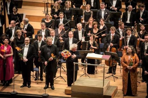 Das Rheingold a Munich Simon Rattle