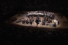 English Baroque Soloists, Monteverdi Choir a la Sala Philharmonie de París 3 d'abril de 2015