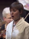 Clare Wilkinson a la Sala Philharmonie de París 3 d'abril de 2015