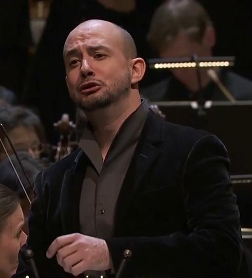 Franco Fagioli (Orfeo)