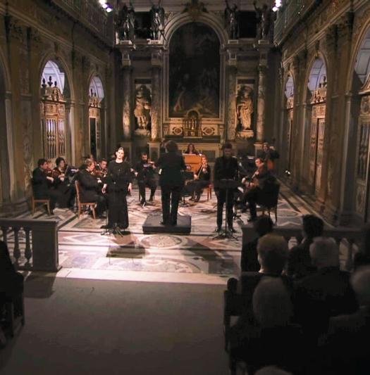 Chapelle de la Trinité de Fontainebleau - Stabat Mater de Pergolesi, Emöke Barath, Philippe Jaroussky i Nathalie Stutzmann