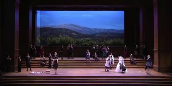 Medea de Cherubini al Grand Théâtre de Genève. Producció de Christof Loy