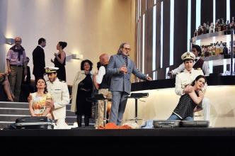Così fan tutte, producció Damiano Michieletto Gran Teatre del Liceu, maig 2015 Fotografia Antoni Bofill-Premsa Liceu