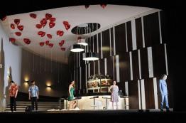 Così fan tutte, producció Damiano Michieletto Fotografia Antoni Bofill-Premsa Liceu