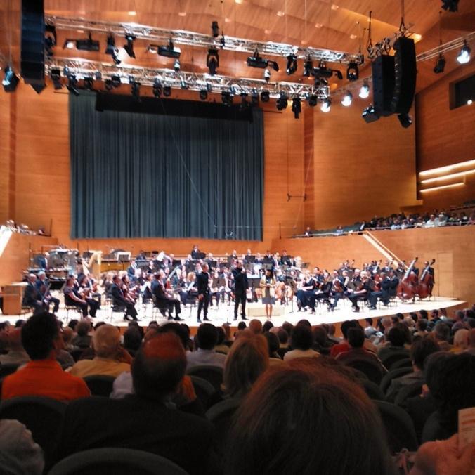 OBC, concert 24 Kari Kriikku, Pablo González i Unsuk Chin.