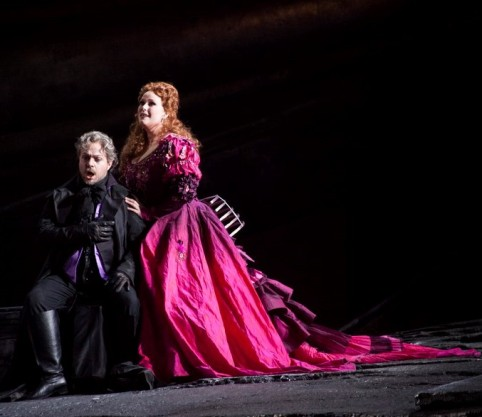 I Puritani Teatro dell'Opera di Firenze. Jessica Pratt i Gianluca Buratto