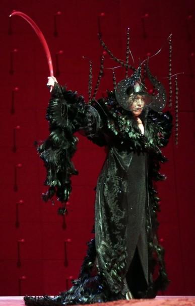 Nona Stemme Turandot Scala 2015 Producció de Nikolaus Lehnhoff