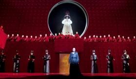 Turandot, producció de Nikolaus Lehnhoff