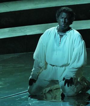 Gregory Kunde (Otello) Les Arts 2013