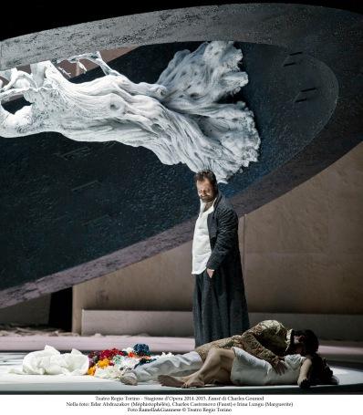 Faust al Teatro Regio de Torí Producció de Stefano Poda Fotografia: Ramella&Giannese - Teatro Regio di Torino