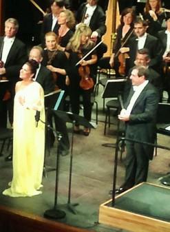 Anna Netrebko i Daniele Gatti  Théâtre des Champs-Elysées  10 de maig de 2015
