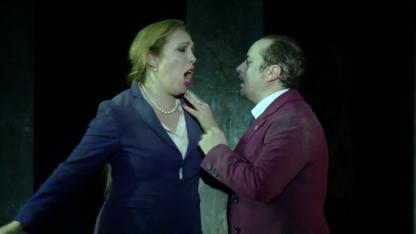 Maria José Siri i Stefano Secco