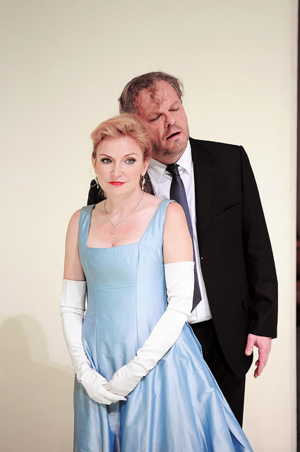 Anne Schwanewilms i Michael Volle a Arabella. Fotografia ® Antoni Bofill