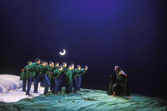 Trinity Boys Choir a A Midsummer night's dream producció de Robert Carsen Fotografia Festival Aix-en-Provence 2015