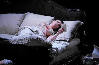 Anita Hartig Violetta al Gran Teatre del Liceu, Fotografia ® A Bofill