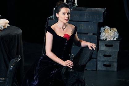 Anita Hartig Violeta al Gran Teatre del Liceu Fotografia ® A Bofill