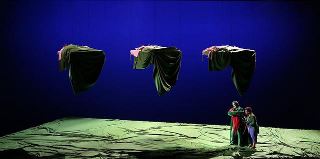 A Midsummer night's dream producció de Robert Carsen Fotografia Festival Aix-en-Provence 2015