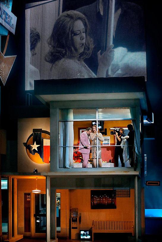 Das Rheingold segons la producció de Frank Castorf