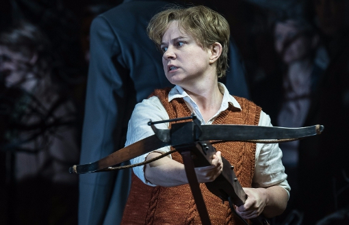 Sofia Fomina (Jemmy) a Guillaume Tell ROH. Foto Clive Barda