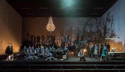 Guillaume Tell ROH. Foto Clive Barda
