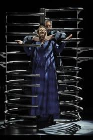 Gould i Herlitzius, Tristan und Isolde a Bayreuth, Foto: Enrico Nawrath/Bayreuther Festspiele