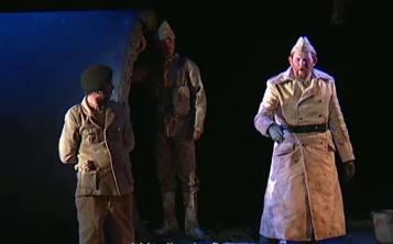 Grant Doyke (Edoardo) a L'assedio di Calais